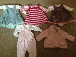 All next age 3-6 months. good condition
