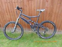Marin Wolf Ridge mountain bike size large