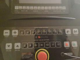 Heavy duty professional treadmill, Reebok Z9