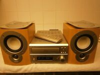 Denon UD-M50 + Remote + SC-M51 Speakers + QED Cables