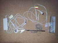 Wii power pack and cable bundle.