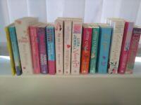 "Adult Fiction Books X 15 Female interest Jenny Colgan Annabel Giles ""chick lit"""
