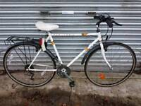 Raleigh Pioneer Hybrid Bicycle For Sale in Great Riding Order