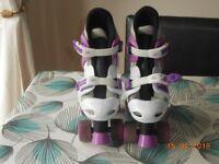 Girls Roller Skates Adjustable