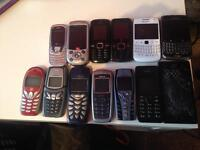 13 phones for sale old phones
