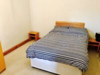 King size furnished bedroom to rent, quiet and friendly household with one other occupier