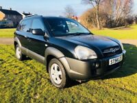 Diesel Hyundai Tucson 2.0 (4x4) with MOT till Jan 2019 NEW CLUTCH