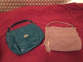 Ladies hand bags £8 each