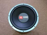 Car Speaker - JBL CS1214 1000 watts speaker