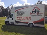House / Flat Removals / clearance / courier service.