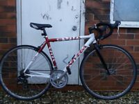 Ladies Road Bike with Univega Frame and Brand New Chain