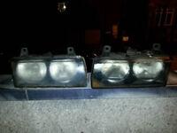 Bmw e36 lights,radiator,indicator,rear spoiler,Bmw e36 m3 rear defiuser