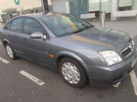 VAUXHALL VECTRA FOR QUICK SALE. ONLY 73,00 MILES