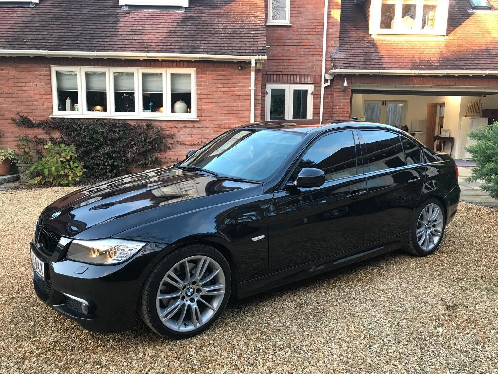 bmw 330d m sport e90 lci 12 months mot in brockenhurst hampshire gumtree. Black Bedroom Furniture Sets. Home Design Ideas