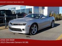 2015 Chevrolet Camaro CONVERTIBLE/SIEGES CHAUFFANTS/DEMAREURE A