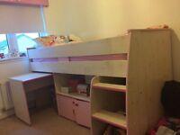 Dreams child bed