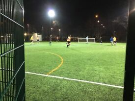 5-a-side leagues in Shoreditch - join now!
