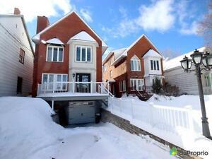 619 000$ - Maison 3 étages à vendre à Gatineau (Hull)
