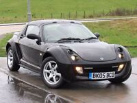 SMART ROADSTER 0.7 AUTO LIGHT SPECIAL EDITION 2d AUTO 100+ BHP 6 Month RAC Parts & Labour Warranty