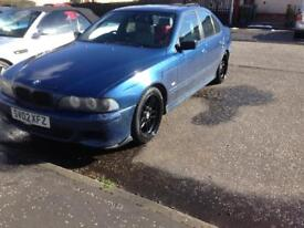 Bmw E39 530i M Sport Breaking for parts