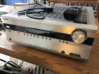 Onkyo TX SR606 7.1‑Channel Home Theater Receiver