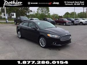 2014 Ford Fusion SE | LEATHER | LOADED | SUNROOF | ALLOY WHEELS