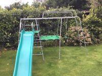 TP explorer climbing frame