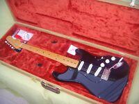 USA David Gimour Fender Stratocaster ( The Black Strat )