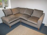 Laura Ashley Baslow corner sofa group - almost new!