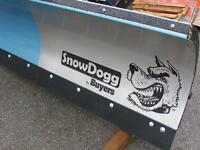 Snow Dogg Plows