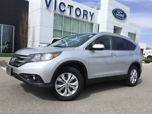 2014 Honda CR-V Touring, Navigation, Back up Camera, Leathter, M