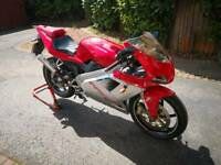 Cagiva mito sp525 125cc learner