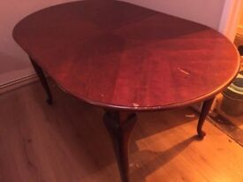 Wooden Table 5ft by 3ft