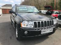 2007 (07) Jeep GRAND CHEROKEE Diesel ** Automatic ** Only 86k ** F/S/H **
