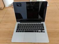 "Apple MacBook Pro Retina 13.3"" Late 2013 128GB SSD 8GB Ram 2.4Ghz"
