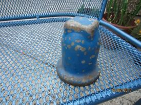 Vintage Ford Tractor PTO cover