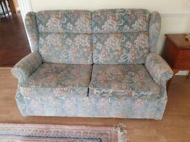 Lovely 2-Seater Sofa