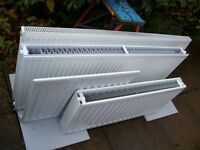 Heating radiator panels