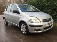 TOYOTA YARIS 1.2** 5 DOOR HATCHBACK**NEW CLUTCH** IDEAL 1ST CAR** 12 MONTHS MOT