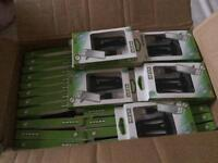 Wholesale lot of 40x mobile Phone charger cable and stand