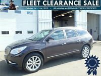 2015 Buick Enclave Premium All Wheel Drive w/Power Tilt Sun Roof