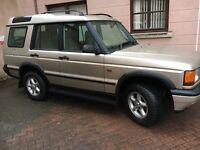 Discovery 2 low milage