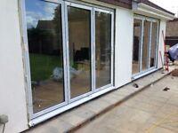 Windows & Doors, Lantern Roofs, Patio Doors, Bifold Doors installing only aluminium