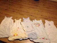 Baby sleeping bags/gro bags