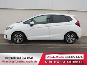 2015 Honda Fit EX | One Owner | Local | Low Mileage |
