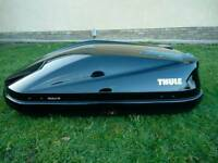 Thule motion roof box 320 litres