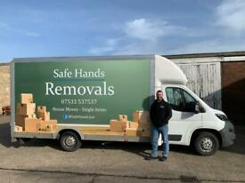 Man with van (extra large vans) Removals