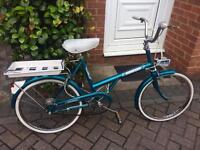 Selection of Raleigh shopper & Dawes shopper bikes £50 each
