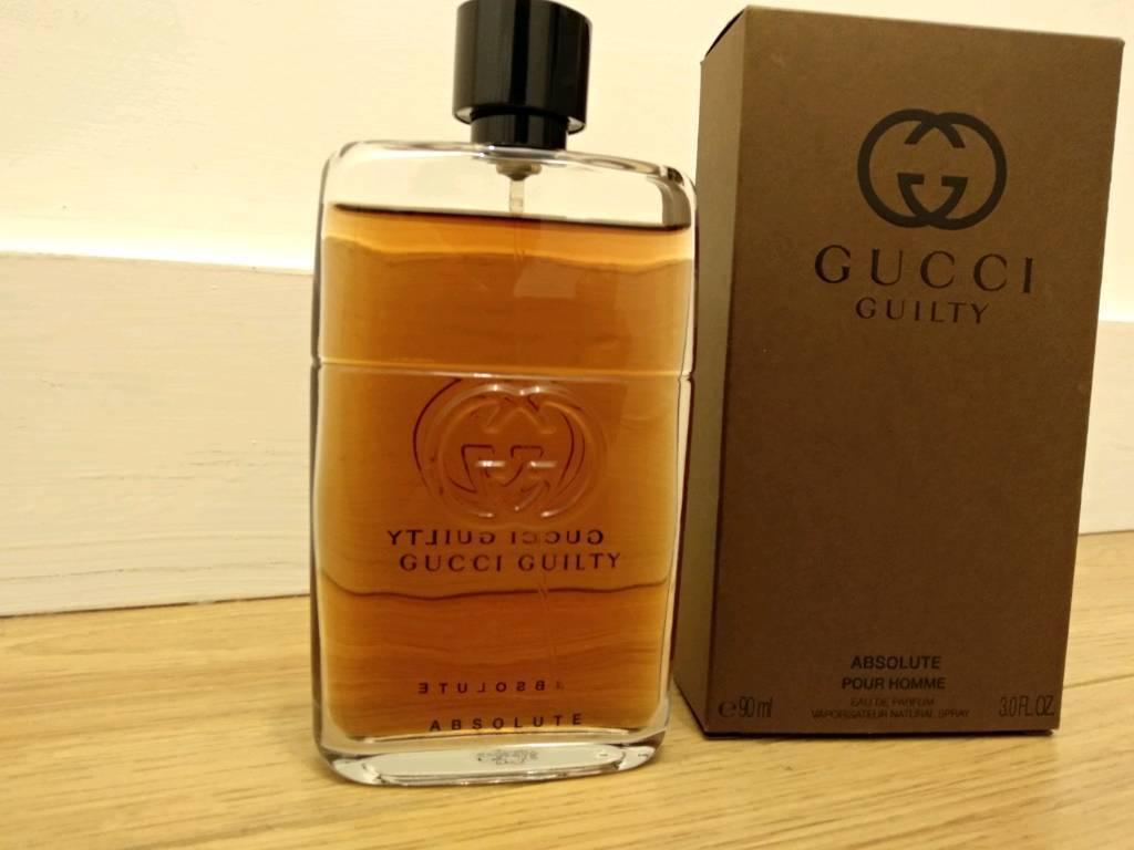 Gucci Guilty Absolute Pour Homme 90ml Eau de Parfum  ef2e39894a010