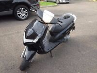 moped peugeot viva city 3 125cc 3 months warranty